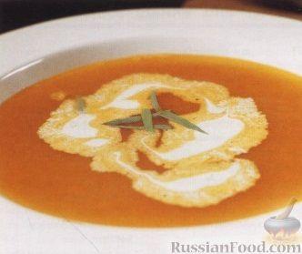 Рецепт Суп-пюре из крабов и помидоров
