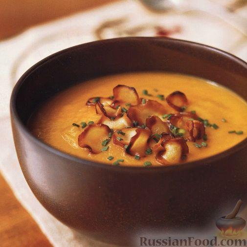 Рецепт Суп-пюре из пастернака