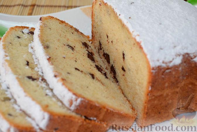 видео рецепт кекса в духовке с