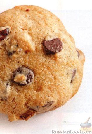 Рецепт Печенье песочное с шоколадом