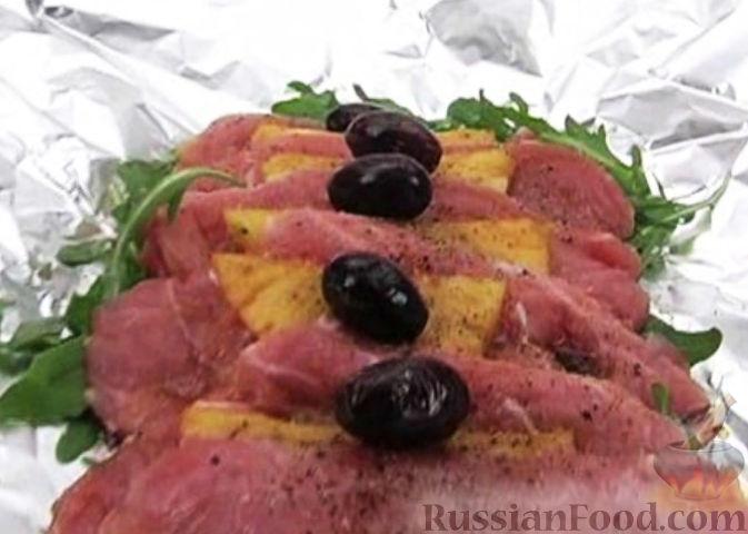 Фото приготовления рецепта: Пирог с капустой и грибами - шаг №4