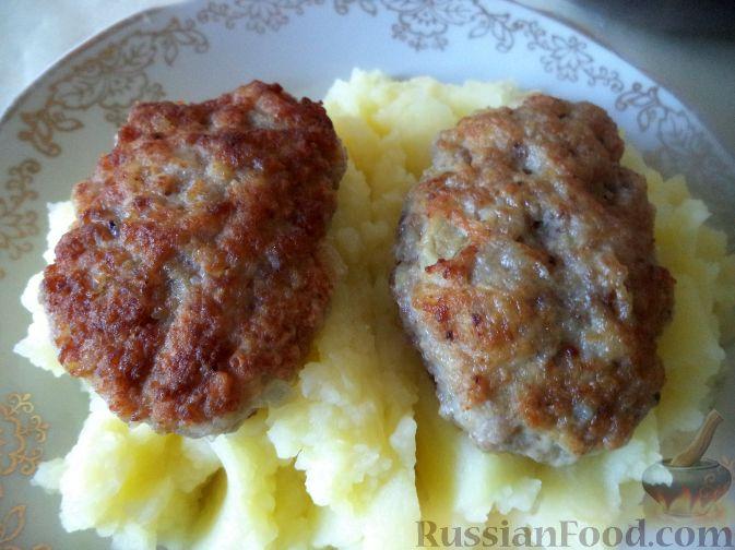 Рецепт Котлеты из свинины