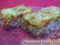 Фото к рецепту: Филе окуня, запеченное в духовке