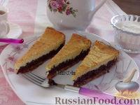 """Фото к рецепту: Творожный пирог """"Лавина"""""""