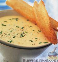 Фото к рецепту: Луковый суп-пюре