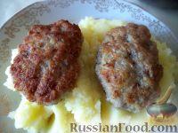 Фото к рецепту: Котлеты из свинины