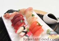Фото к рецепту: Нигири-суши