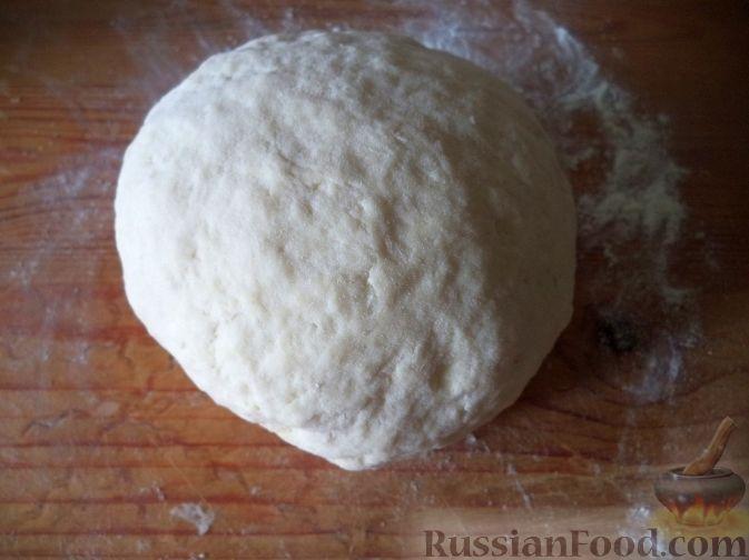 Рецепт Тесто для хачапури