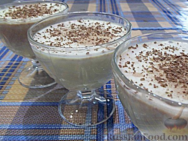 Рецепт Творожно-молочное суфле