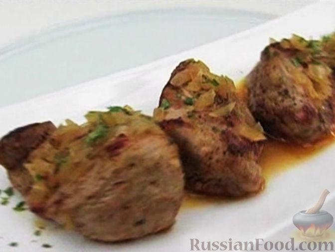 Рецепт Печеная свинина