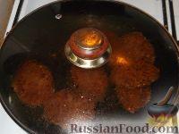 Фото приготовления рецепта: Котлеты из гречневой каши с картофелем - шаг №5