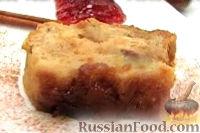 Фото к рецепту: Хлебный пудинг