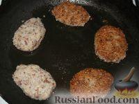 Фото приготовления рецепта: Котлеты из гречневой каши с картофелем - шаг №4