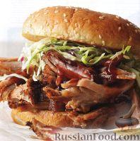 Фото к рецепту: Бургеры со свининой
