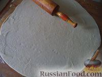 Фото приготовления рецепта: Штрудли с мясным фаршем - шаг №8