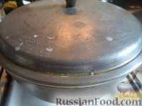 Фото приготовления рецепта: Штрудли с мясным фаршем - шаг №12