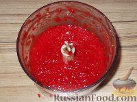 Фото приготовления рецепта: Кабачки «Тещин язык» - шаг №4