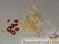 Фото приготовления рецепта: Кабачки «Тещин язык» - шаг №6