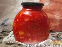 Фото приготовления рецепта: Кабачки «Тещин язык» - шаг №10