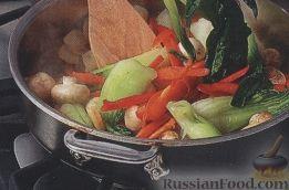 Рецепт Овощное соте