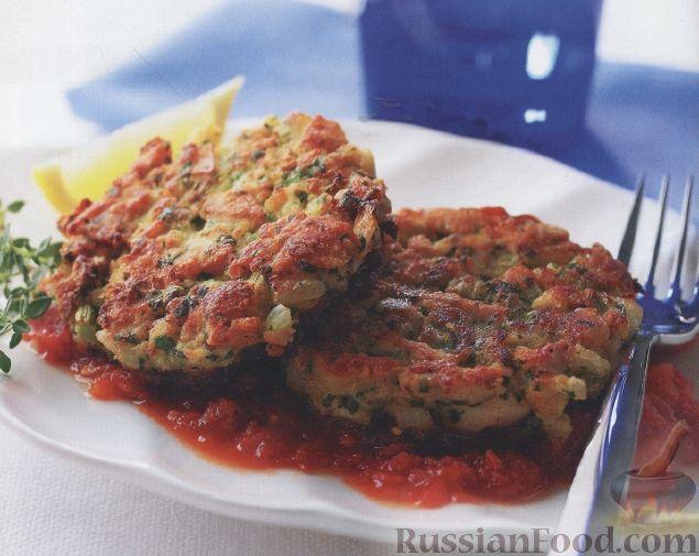 Рецепт Котлеты из рубленого мяса и зелени