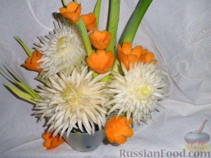 Рецепт Овощной букет