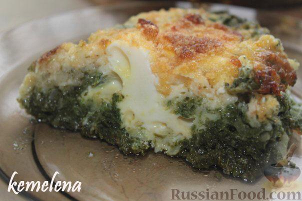 Рецепт Яйца со шпинатом в кремовом соусе