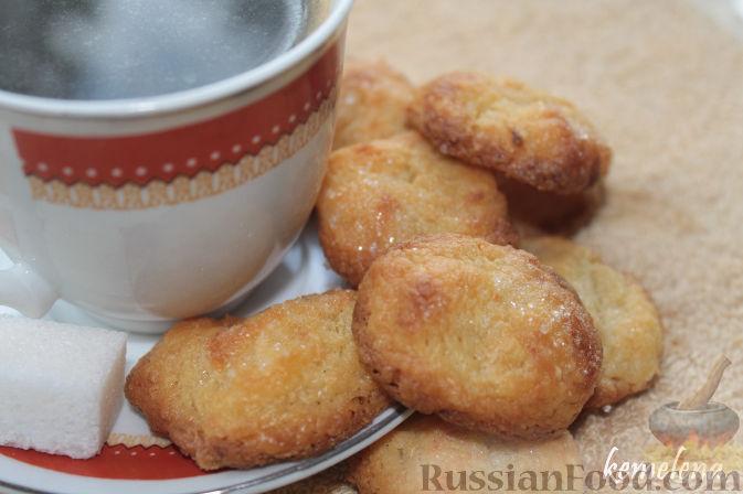 Рецепт Быстрое сырное печенье