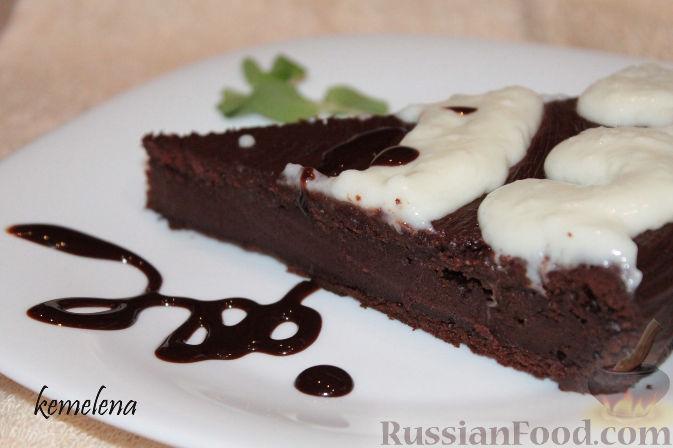 Рецепт Шоколадный торт с темным пивом
