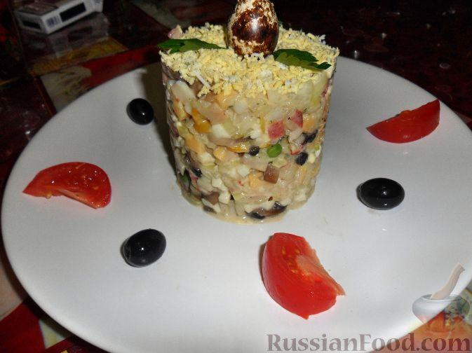 """Рецепт Салат """"Океан"""""""