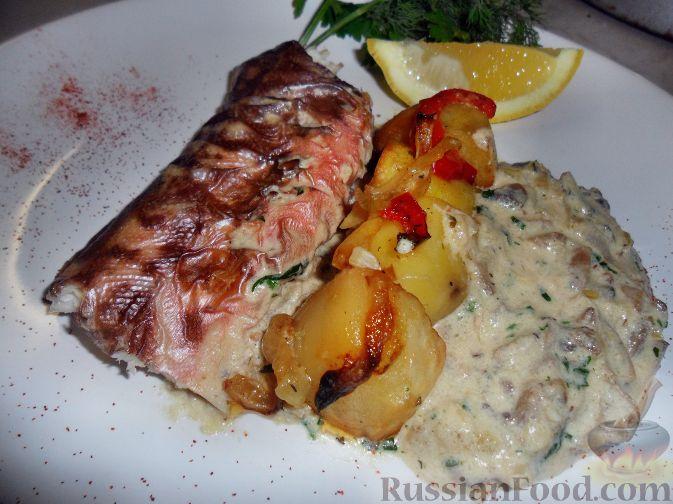 Рыба конгрио в духовке рецепты с фото