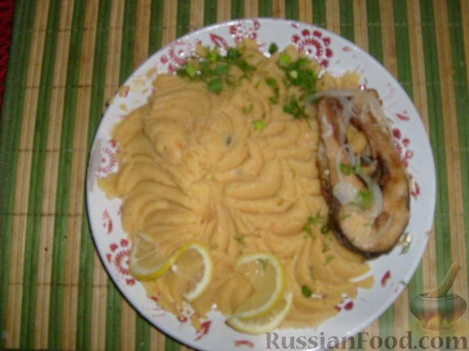 Рецепт Гороховое пюре (удмуртское блюдо)