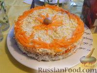 """Фото к рецепту: Салат """"Богатырь"""""""