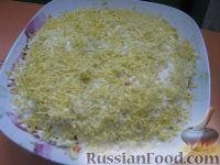 Фото к рецепту: Салат с печенью