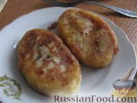 Фото к рецепту: Зразы с капустой