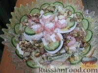 Фото к рецепту: Морской салат