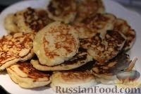 Фото к рецепту: Сливочные сырники