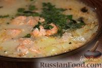 Фото к рецепту: Уха по-фински