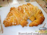 """Фото к рецепту: пирог """"Крокодил"""" (Lacoste)"""