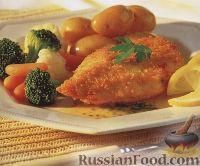 Фото к рецепту: Котлета по-киевски