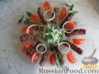 Фото к рецепту: Чевапчичи