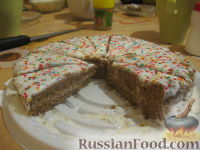 "Фото к рецепту: Торт ""Минутка"""