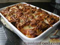 Фото к рецепту: Чикен Пармезан