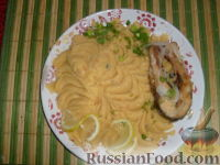 Фото к рецепту: Гороховое пюре (удмуртское блюдо)