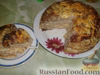 Фото к рецепту: Пирог Блинница