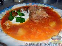 Фото к рецепту: Щи русские