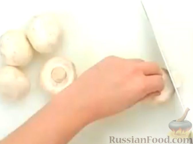 Грибы жареные, 80 рецептов + фото рецепты / Готовим.РУ