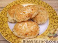 Фото к рецепту: Котлеты куриные с рисом