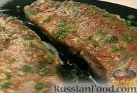 Фото к рецепту: Форель по-деревенски