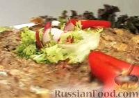 Фото к рецепту: Куриный пудинг